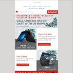 """Lenovo 4hr Flash Sale: Yoga 460 2 in 1 Ultra $999 (i5, 8GB RAM, 1TB HDD, 14"""" FHD), E460 $888 (i7, 8GB RAM, 256GB SSD, 14"""" FHD)"""