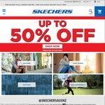 Skechers up to 50% off Online