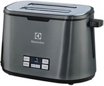 Electrolux Expressionist Collection 2 Slice Toaster - Charcoal $57 (Was $119) C&C [or + Delivery] @ Harvey Norman