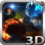 [Android] Free Live Wallpaper Deep Space 3D Pro Was $1.72 @ Google Play