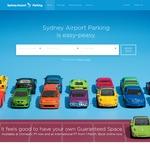 Sydney International Airport Parking $10/Night during Vivid Festival