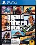 Grand Theft Auto 5 PS4/XBOX1 $45 @ Big W