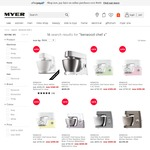 Kenwood Chef Sense in Pink, Green or Yellow $379 at Myer (C&C)