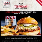 TGI Fridays offers great food and amazing drinks at locations nationwide. From burgers to steak, beer to cocktails, learn why in here, it's always Friday.