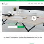 Win One of Three Smart Standing Desks from Movi Workspace