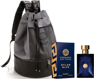 4d11482725 Win a Versace Gift Set (Pour Homme Dylan Blue EDT   Lifestyle Backpack)  Worth  500 from Man of Many - OzBargain Competitions