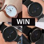 Win a Premium Classic Watch from Mymanu