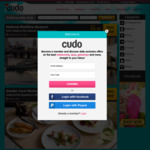 15% off Sitewide @ Living Social and Cudo (Min Spend $29)