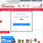 Davey Boy's Toys 15% off Website