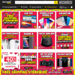 Free Shipping Site Wide @ Dick Smith (Kogan)