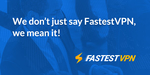 Get 5 Year Plan of FastestVPN for USD $60 (~AUD $71, 90% Discount)