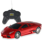 Remote Control RC 1/24 Lamborghini Car with Lights $7.12 Delivered (Normally $18) @ Hobby Warehouse on eBay