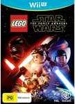 [Nintendo Wii U] LEGO Star Wars The Force Awakens | [PS3, XB360] LEGO The Hobbit | [PS3] LEGO Jurassic World $10 Each @ Big W
