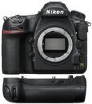Nikon D850 Body Digital SLR Camera w/MB-D18 Grip $4768.75 at Camera House