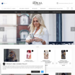 20% off Fashion Phone Cases and Accessories @ Ideal of Sweden