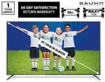 """Bauhn 75"""" 4K Ultra HD TV $1599 @ ALDI"""