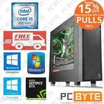 PC Byte Gaming Desktop i5-8400 | 8GB | 1TB HDD + 120GB SSD | GTX 1060 6GB  $993.70 Delivered @ PC Byte eBay (eBay Plus Members)
