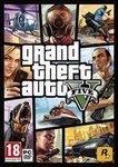[PC /Rockstar] Grand Theft Auto V 5 (GTA 5) PC $18.23 (with 5% off FB code) @ Cdkeys