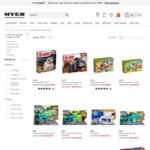 25% off Toys @ Myer