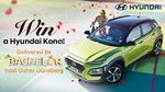 Win a 2018 Hyundai Kona Active Worth $32,000 from Network Ten