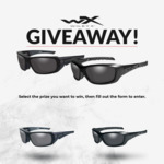 Win 1 of 5 Pairs of WX Gravity or WX Enzo Sunglasses Worth $139 from Military 1st/Wiley X
