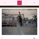 10% off Storewide @ The Boho Basement - Bohemian Inspired Fashion, Jewellery and Home Decor for The Freespirited Dreamer