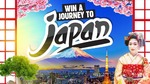 Win a Holiday in Japan for 2 Worth $19,960 from Queensland Newspapers [NSW/NT/QLD]