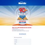 Personalized Weet-Bix Bowl $10 Shipped from Weet-Bix