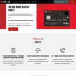 NAB Qantas Rewards Signature Credit Card - 100K Bonus Qantas Points, $4K Spend in 60 Days; First Year Annual Fee $295 ($100 off)