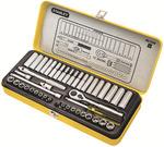 "Stanley 44 Piece 1/4"" Metric / A/F Drive Socket Set $45.65 (Was $76.80) @ Bunnings Warehouse"