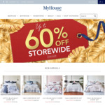 Up to 60% off Storewide @ MyHouse Australia