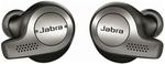 Jabra Elite 65t True Wireless Earphones - $209 Delivered (Grey Import) @ TechWarehouse via Catch
