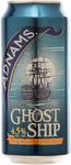 Adnams Ghost Ship Pale Ale Cans 440mL 4 Pack $9, Carlsberg Green Cans 500mL 4 Pack $10 @ Dan Murphy's