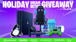 Win a Limited Edition 500 Million PlayStation 4 Pro Bundle or 1 of 9 Minor Prizes from Gamma Enterprises LLC