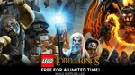 (PC Steam) Free - LEGO Lord of The Rings @ Humble Bundle
