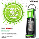 Win 1 of 2 SodaKING Adventurers Worth $79.95 from Stan Cash