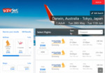 Singapore Airlines: Tokyo ex Dar $559, Melb $597, Adel $599, Sydney $602, Cairns $606, Bris $615, Perth $629, Canb $651 @ BYOJet