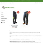 [NSW Only] 5% off Clogger Defender C/S Pants ($163.25) Zero C/S Pants ($310.05) - Total $473.30 (or $0 after SafeWork Rebate)