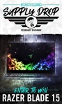 Win a Razer Blade 15 Gaming Laptop Worth $2,499 from Ghost Gaming
