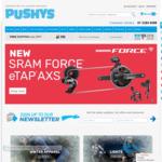 Free Shipping (Min Spend $30) @ Pushys