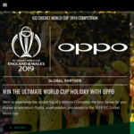 Win a Trip for 2 to London + Spending Money + 2 OPPO Smartphones or 1 of 5 Runner-up Prizes from OPPO