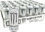 Monster Energy Drink Zero Ultra 24x 500ml $37.80 + Delivery (Free with Prime/ $49 Spend) @ Amazon AU