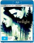 Twilight (2008) (4K UHD/Blu-Ray/Digital) $9 + Delivery (Free with Prime) @ Amazon AU