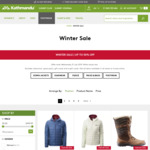 Kathmandu Winter Sale: Men's Heli Jacket $129.98 (Free Delivery over $100 Spend)