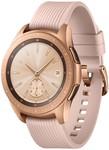 [Ex-Demo] Like New Samsung Galaxy Watch 42mm Bluetooth LTE Gold SM-R805F $369 Shipped @Phonebot
