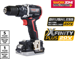 Xfinity Plus 20V Brushless Hammer Drill & Impact Driver Kit $149 @ ALDI