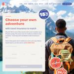15% off Travel Insurance @ TravelwithKit