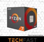 AMD Ryzen 7 2700 CPU $249 Delivered @ Tech Fast eBay