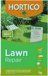 Hortico Lawn Repair 1kg $6.94 (Was $11.25) @ Bunnings