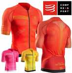 Compressport Limited Edition Born to Ride Cycling Shirts $89.95 + Delivery @ Winning Arena